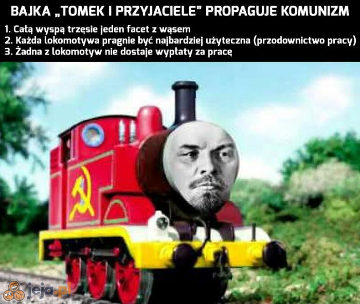 Towarzysz Tomek
