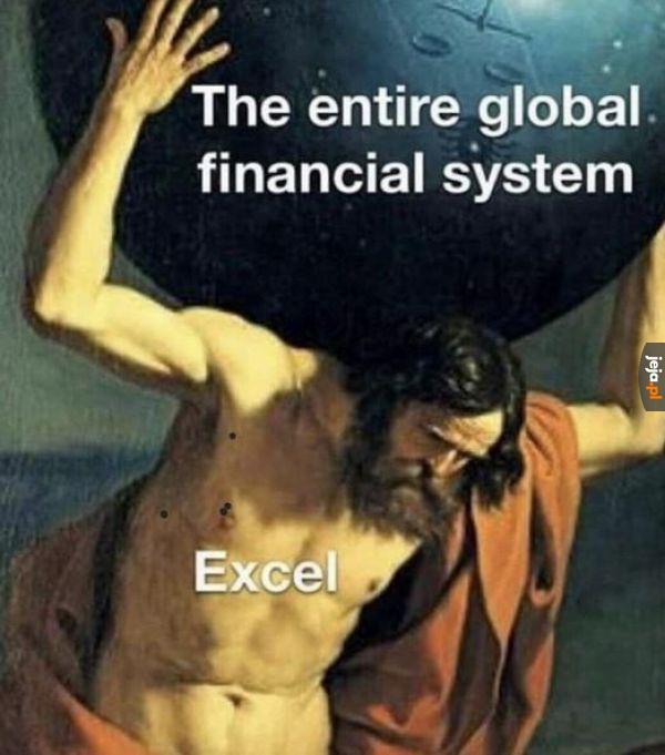 Dzielny mały Excel