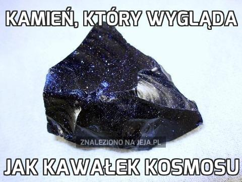 Kamień, który wygląda