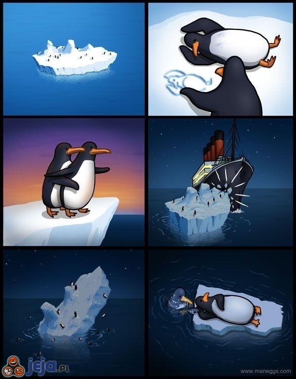 """Druga strona """"Titanica"""""""