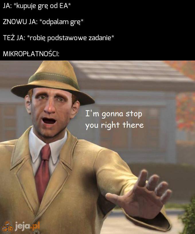 Gry od EA takie są