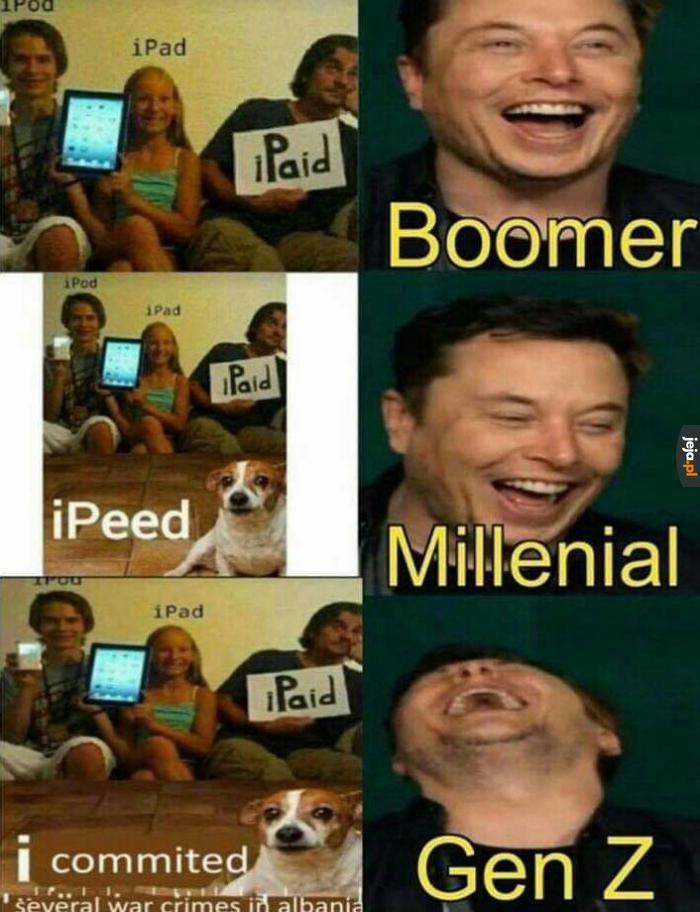 Humor wielu pokoleń