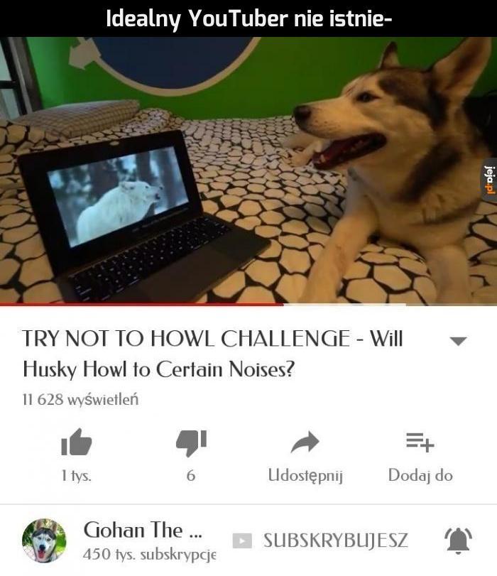 Idealny Youtuber