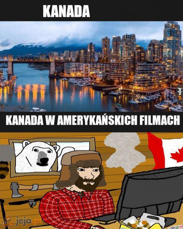 A Ty jak sobie wyobrażasz Kanadę?
