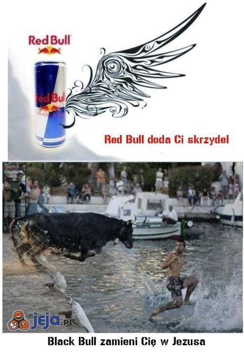 Red Bull doda Ci skrzydeł...