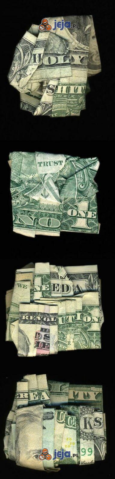 Co można wyczytać z banknotów?