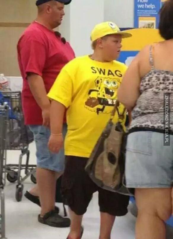 SWAG z nadwagą