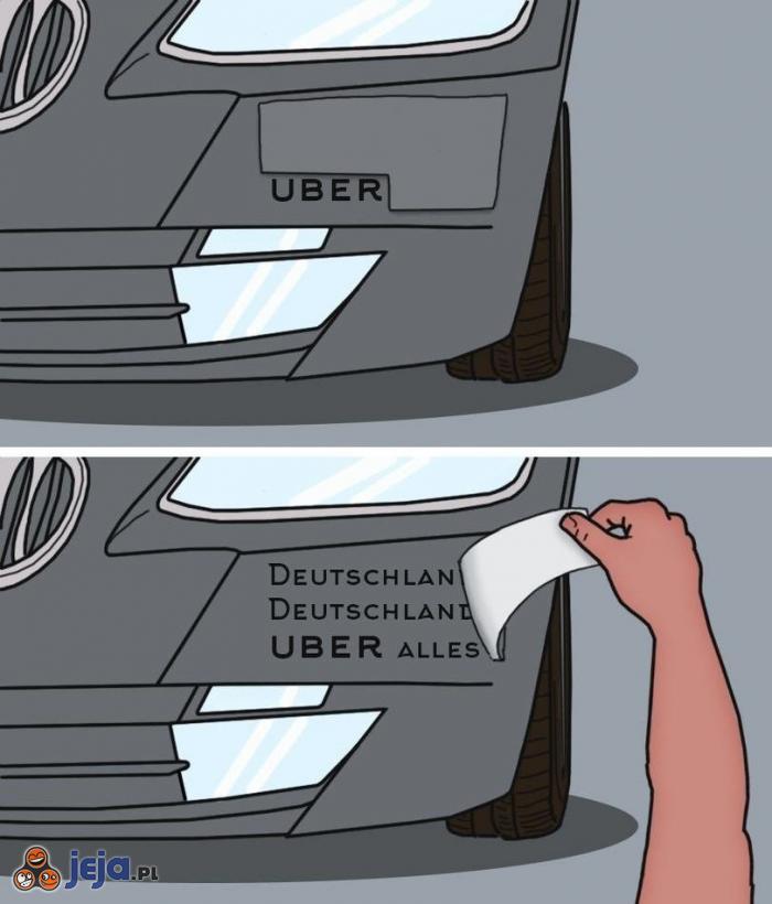 Cała prawda o Uberze