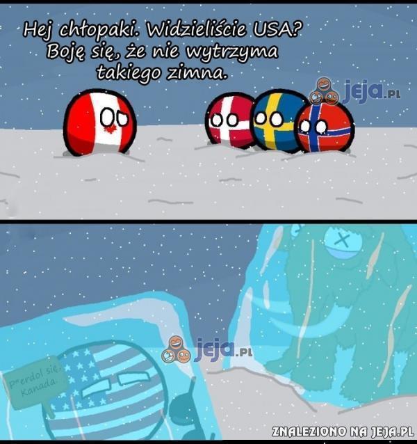 Ciekawe jak tam USA?