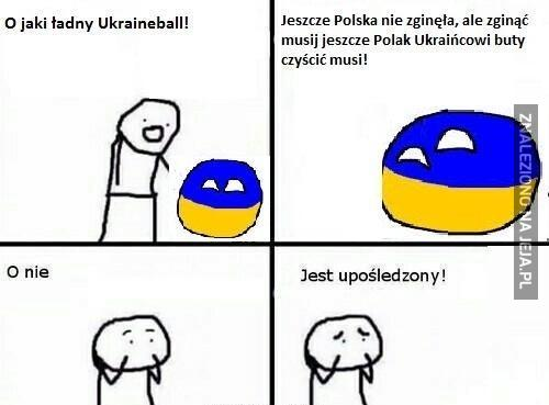 O jaki ładny Ukraineball!