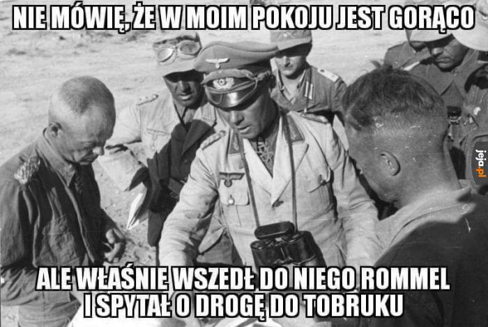Historyczny mem o upale