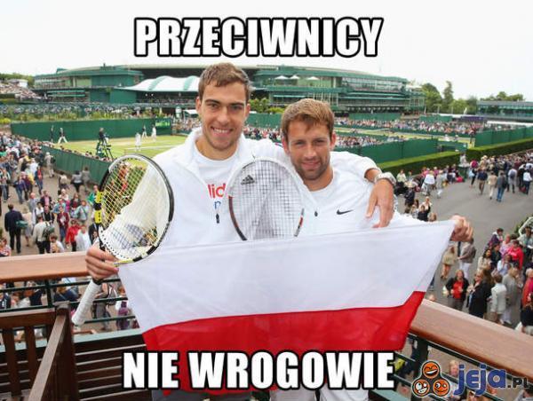 Jerzy Janowicz i Łukasz Kubot