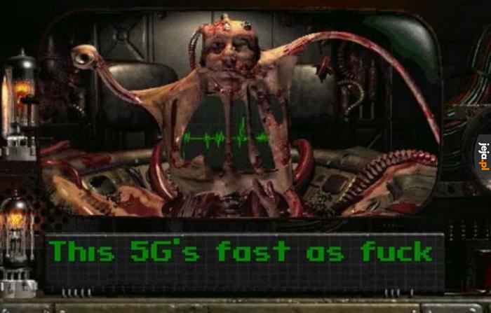 Super to 5G, zero efektów ubocznych