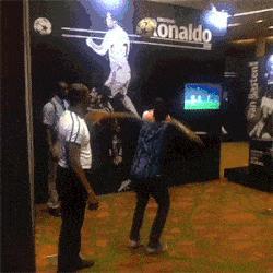 Skaczesz tak wysoko jak Ronaldo?