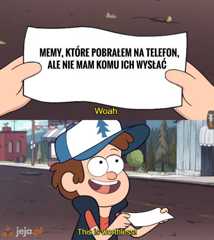 Folder Memy: 6295 plików