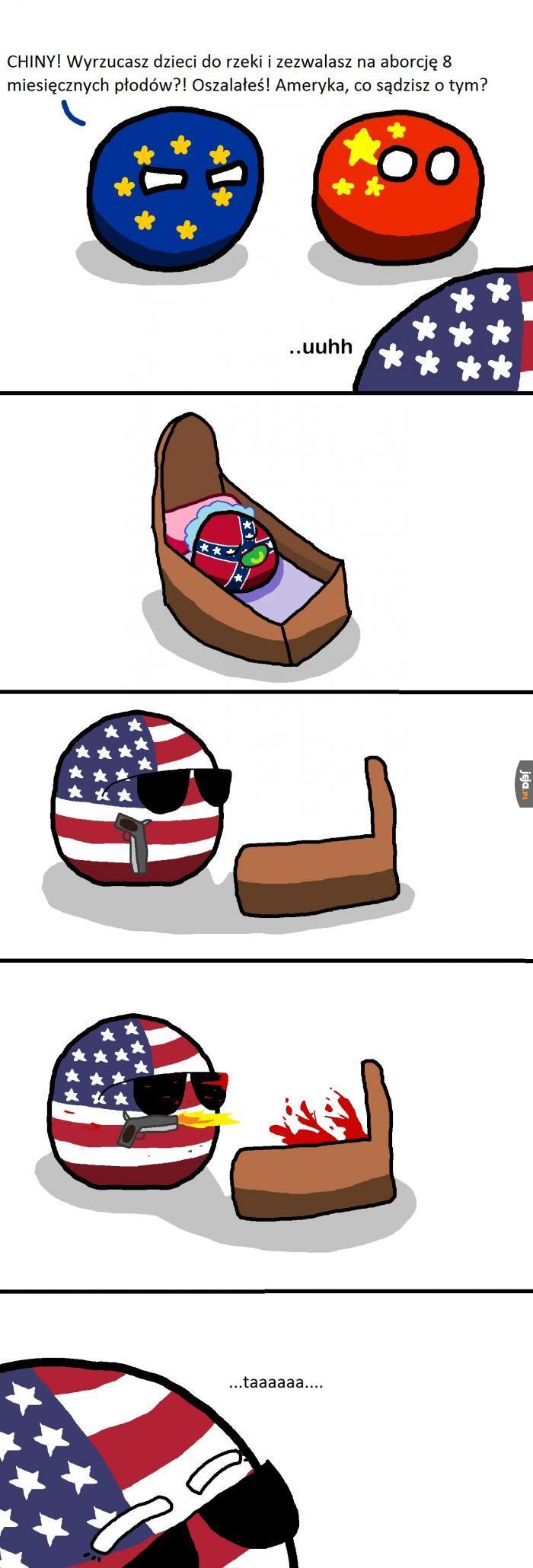 Ameryka....