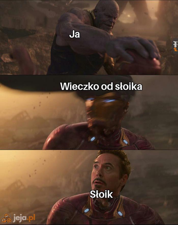 I kto tu jest silny?