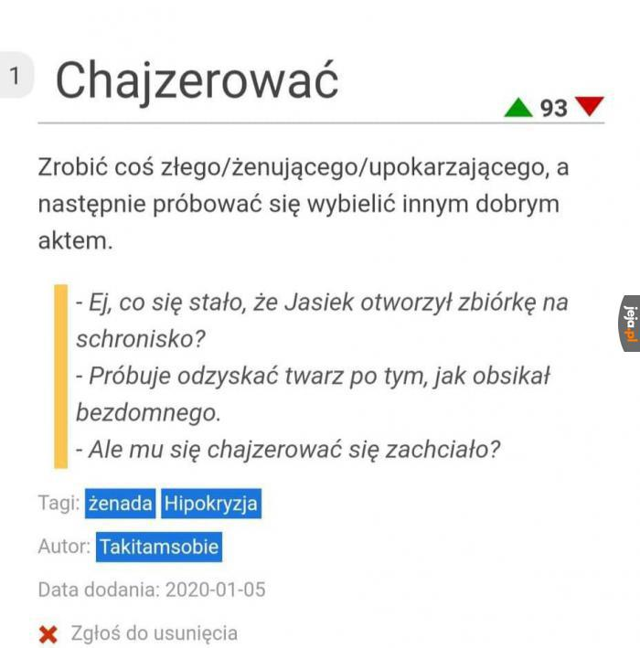 Język polski zmienia się na naszych oczach