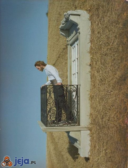 Prawda czy fałsz? - balkon