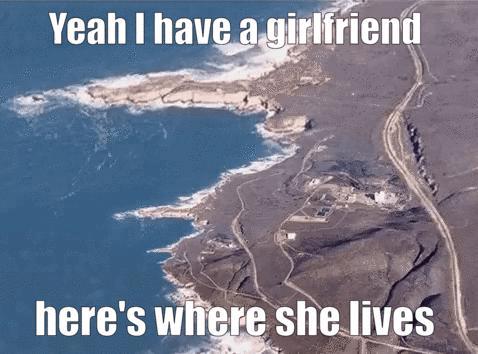 Tam mieszka moja dziewczyna