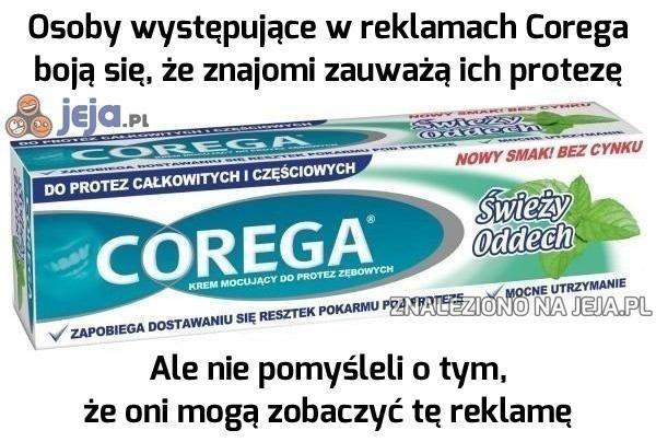 Reklamy Corega