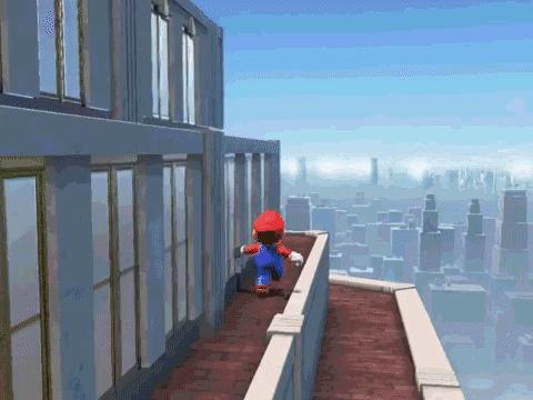 Mario znów nas uratował!