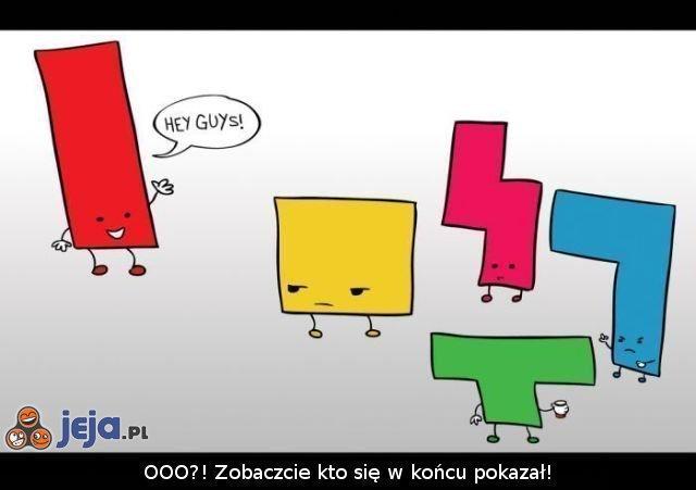 Klocki z Tetrisa
