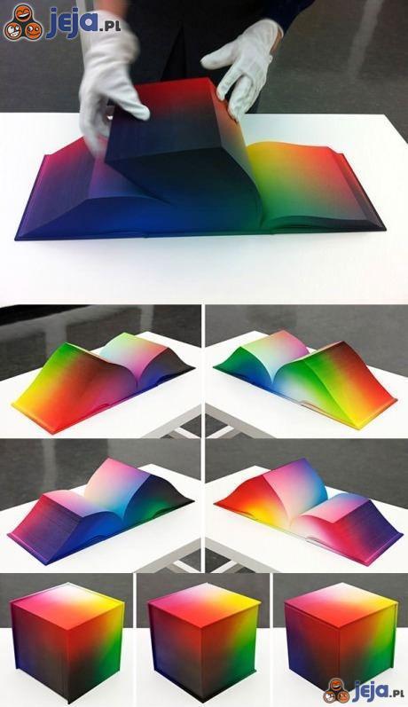 Książka kolorów
