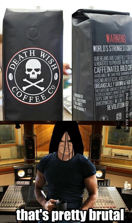 Kawa dla twardzieli