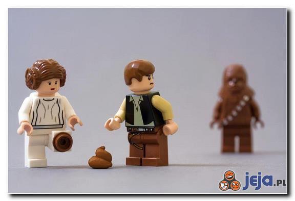 Problem z Chewbaccą