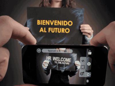 Witaj w przyszłości - tłumacz ekranowy