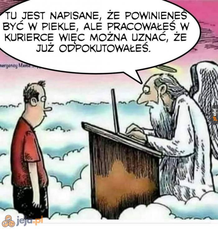Witamy w niebie