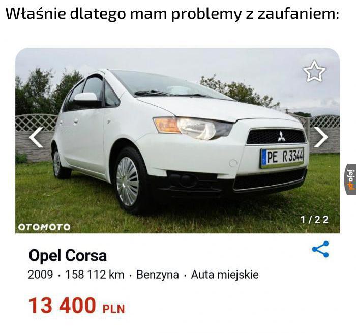 Fajny Opel