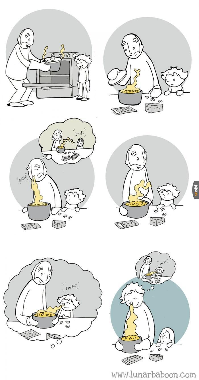Zapachy z dzieciństwa
