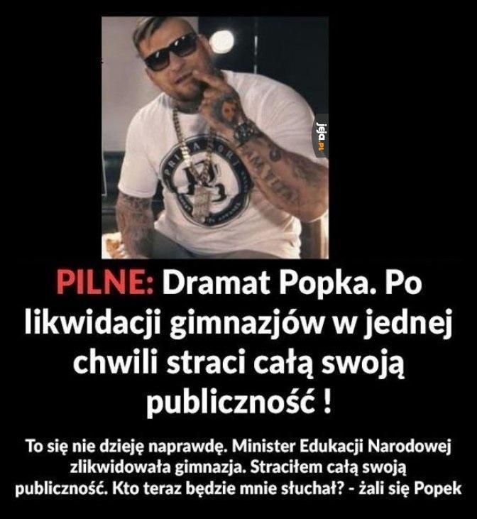 Dramat Popka