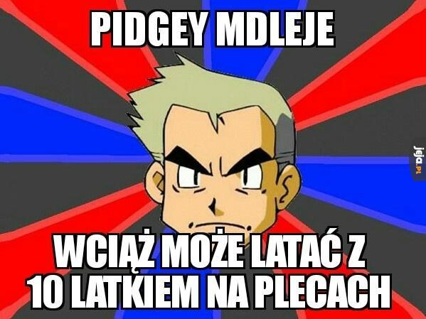 Logika w Pokemonach