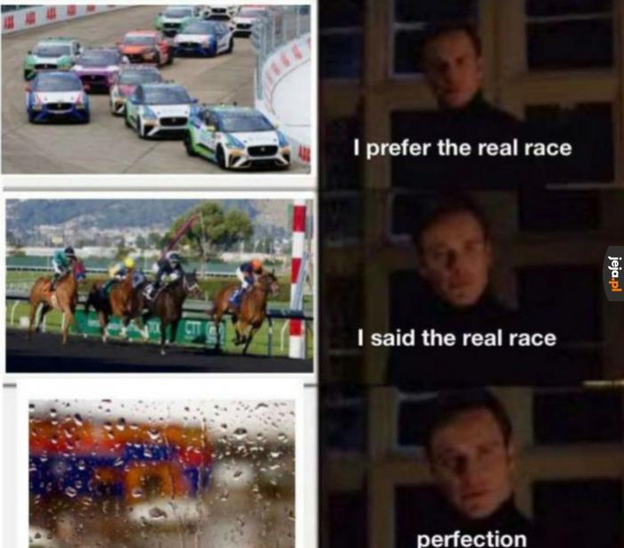 Idealny wyścig