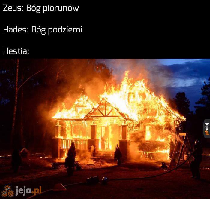 Spore to ognisko domowe...