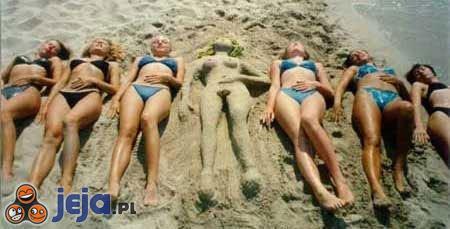 Dziewczyna z piasku