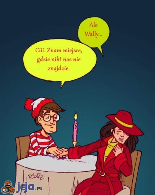 Kolacja z Wallym