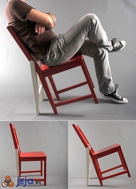 Wymarzone krzesło każdego ucznia