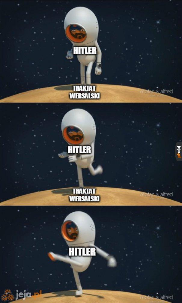 I cyk, II wojna światowa