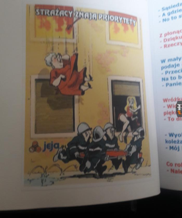 Tak sobie przeglądałem kroniki strażackie z mojej wioski...