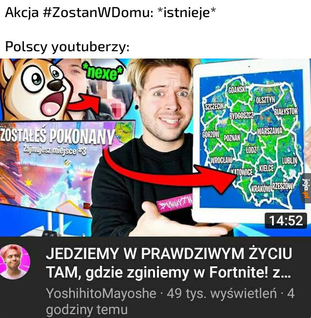 Po prostu polski YouTube...