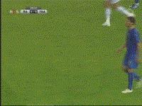 Zidane i  Materrazi po amerykańsku