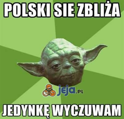 Polski się zbliża