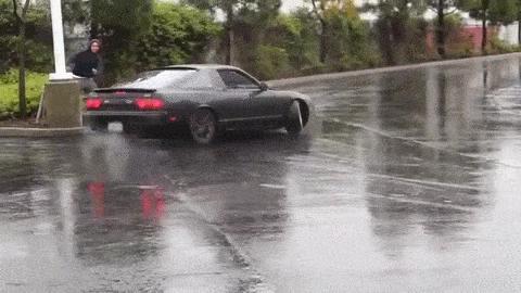 Nauka driftowania
