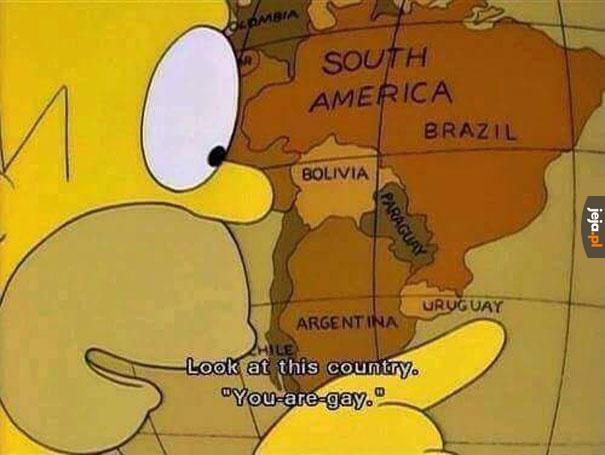 Obraźliwy ten kraj