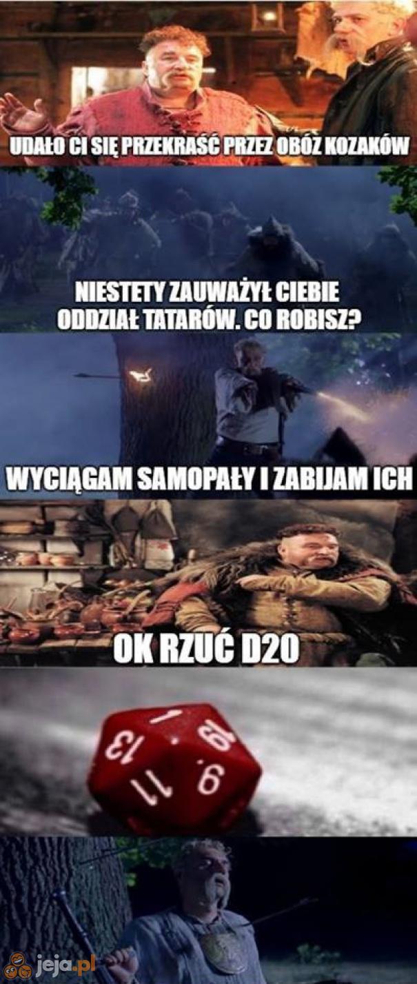 Ogniem i mieczem RPG