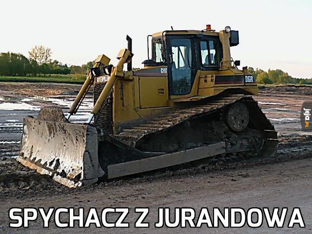 Spychacz z Jurandowa